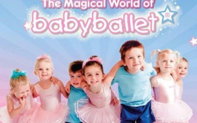 NEW Baby Ballet Classes at The Parade