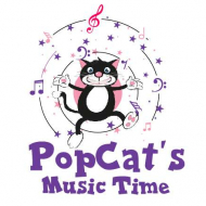 Popcats Music Time